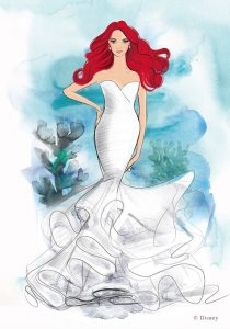 Ariel Disney Jurk